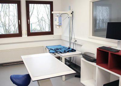 Behandlung / Röntgen